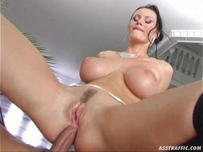 anal  ass  double  fuck  huge tits  natural tits