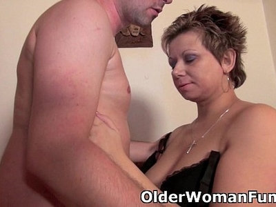 balls   curvy   mommy   older