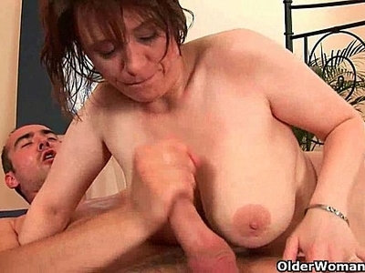 balls   cum   hungry   mom